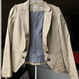 H&M Blazer with Royal Buttons